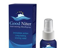GoodNiter - účinky - složení - zkušenosti - funguje