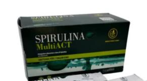Spirulina MultiACT - funziona - recensioni - opinioni - prezzo - in farmacia