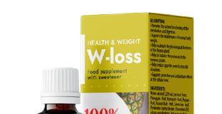 W-Loss - funciona - preço - comentarios - opiniões - onde comprar em Portugal - farmacia